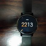 Android Wear Moto360 2ndでできること